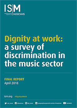 Dignity at work: final report