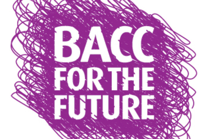 BACC For The Future Purple Logo