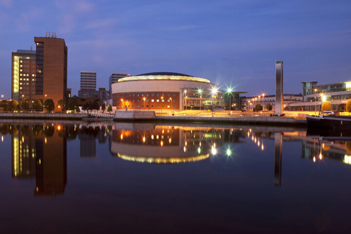 Belfast Waterfront venue