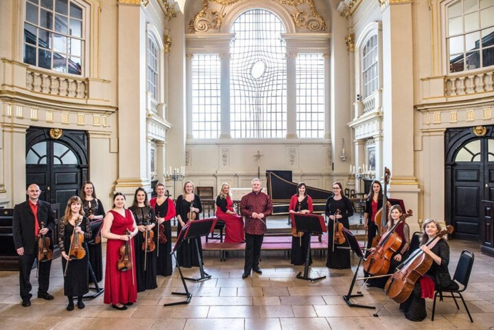 belmont ensemble at St Martin in the Fields