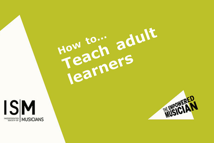 Cover of How to...Teach adult learners