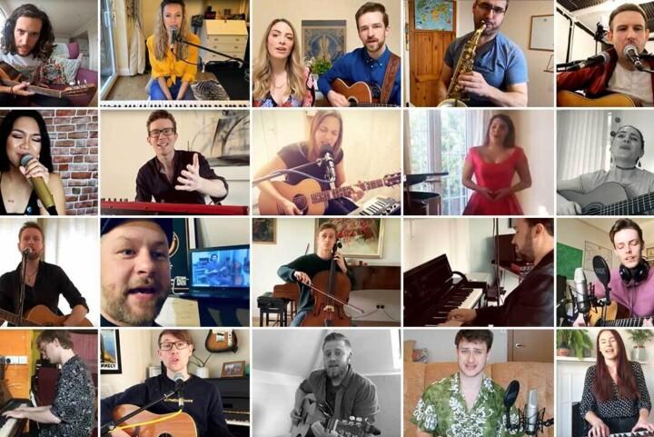 musicians grid