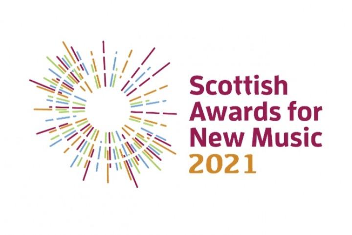 Scottish Awards for New Music 2021 logo