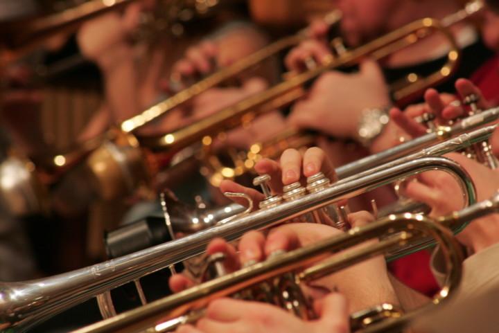 Royal Conservatoire of Scotland trumpet section