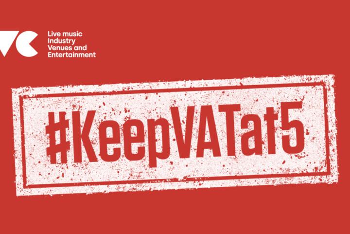 KeepVATat5 campaign image