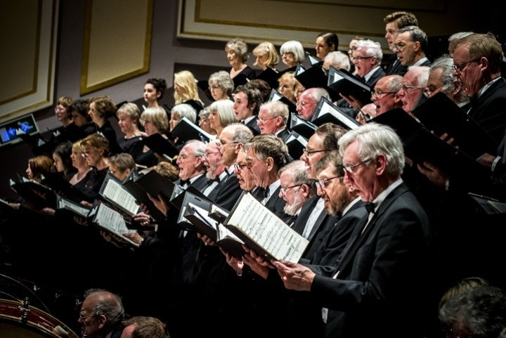 Male voice choir