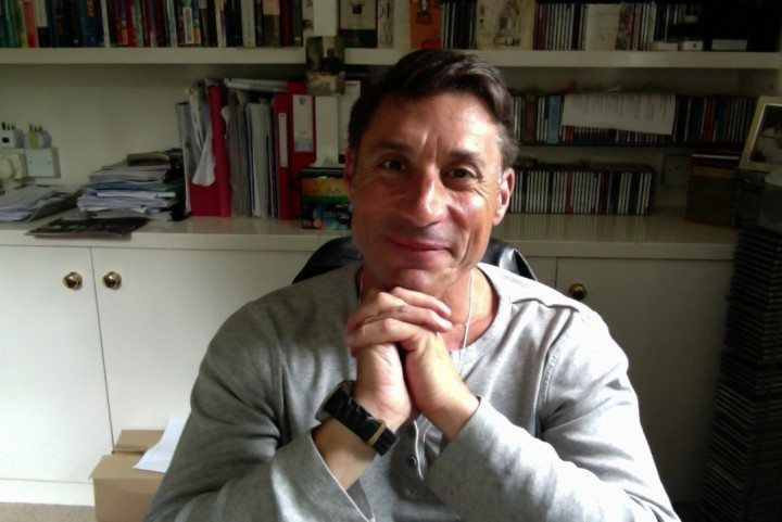 Council member Dr Marius Carboni