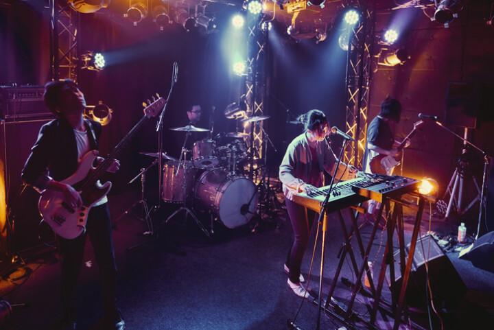 Tokyo rock band