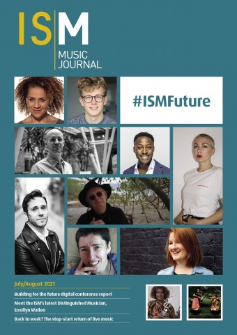 Music Journal July-August 2021