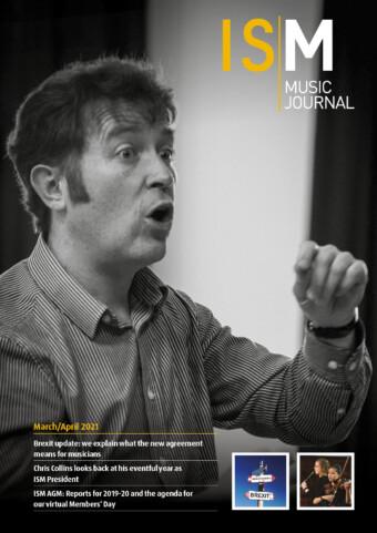 MJ March/April 2021 cover