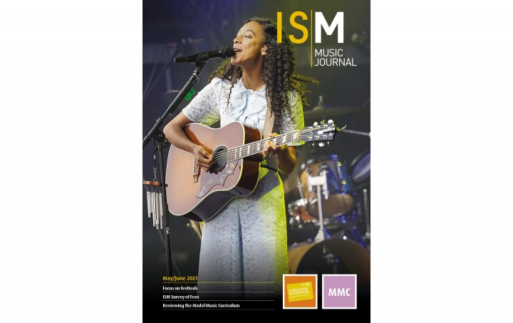 ISM MJ May June 2021 Cover