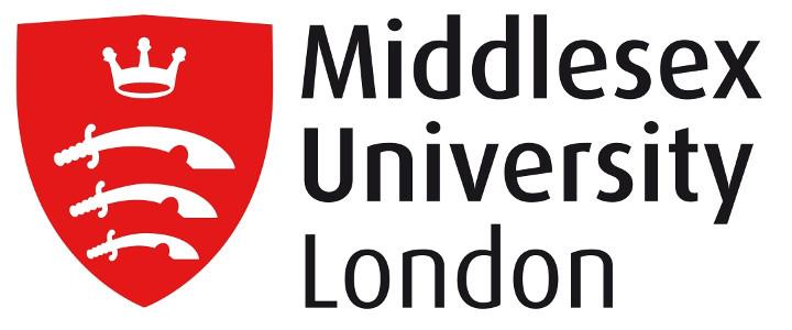 Middlesex University London Logo