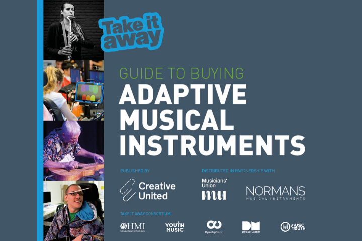 Guide to Buying Adaptive Musical Instruments