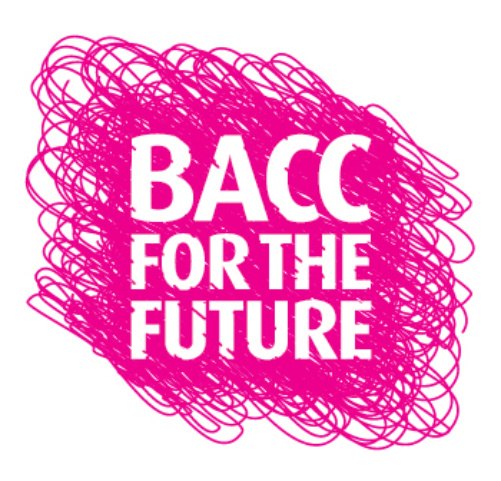BACC For The Future Magenta Logo