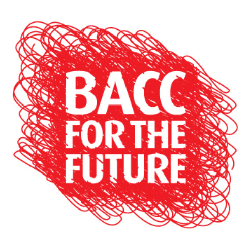 BACC For The Future Red Logo