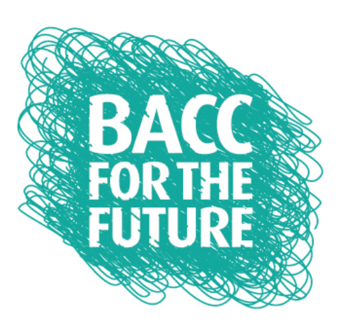 BACC For The Future Turquoise Logo