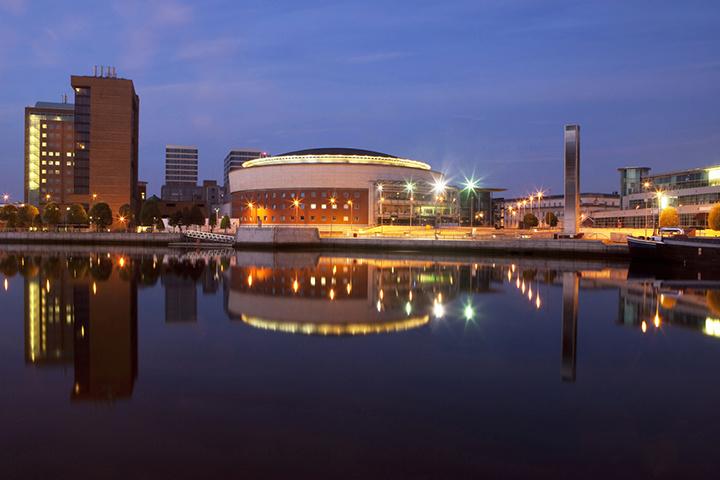 Belfast Waterfront venue
