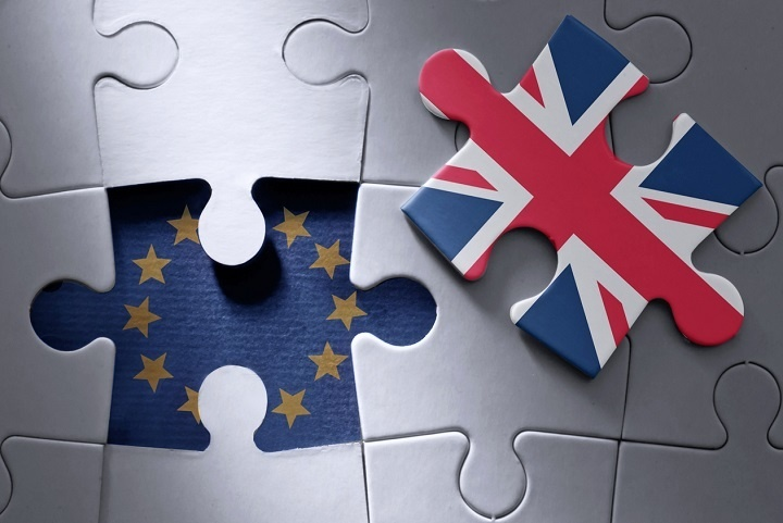 Brexit jigsaw puzzle