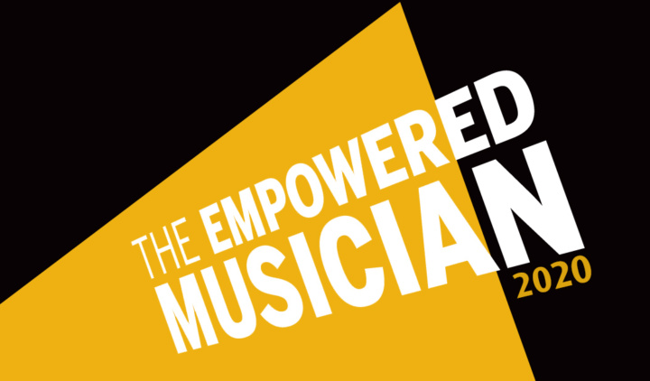 Empowered Musician 2020 banner image