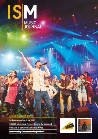 Music Journal January February 2021 cover