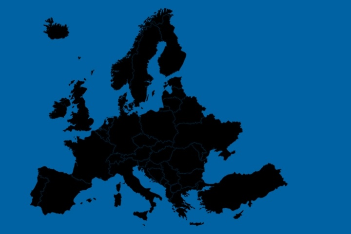 Outline of European countries