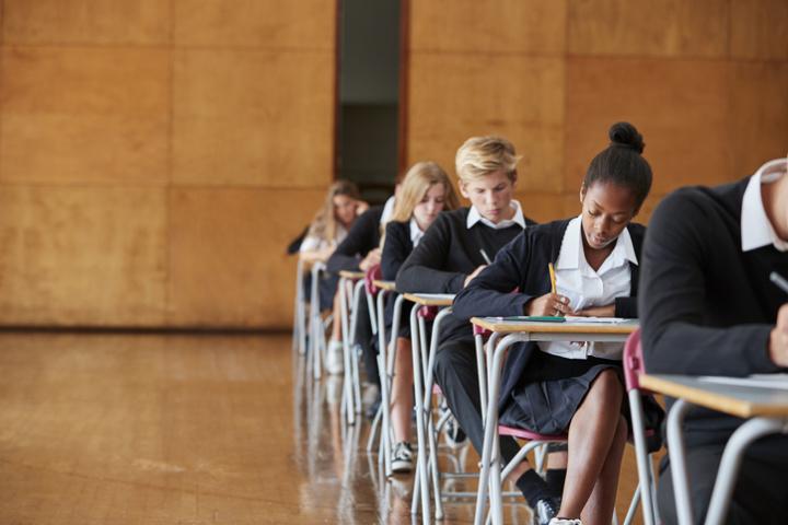 school children exam