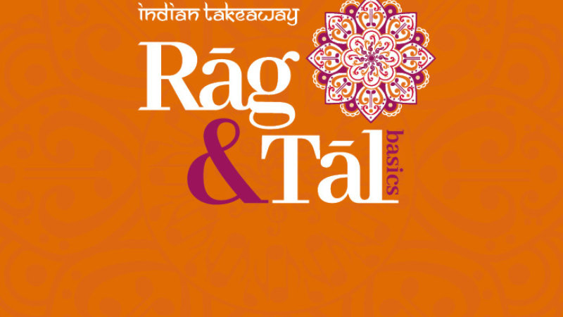 Orange logo for Indian Takeaway